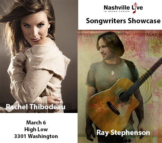More Info for RAY STEPHENSON & RACHEL THIBODEAU