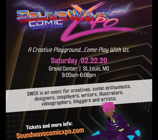 More Info for SOUNDWAVE COMIC XPO