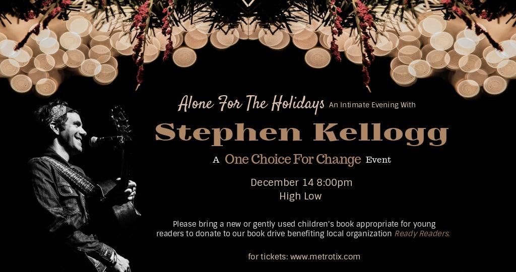 AN EVENING WITH STEPHEN KELLOGG