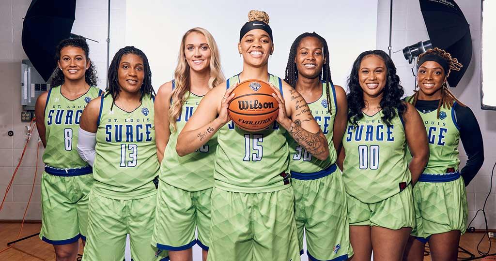 St. Louis Surge - Women's Basketball