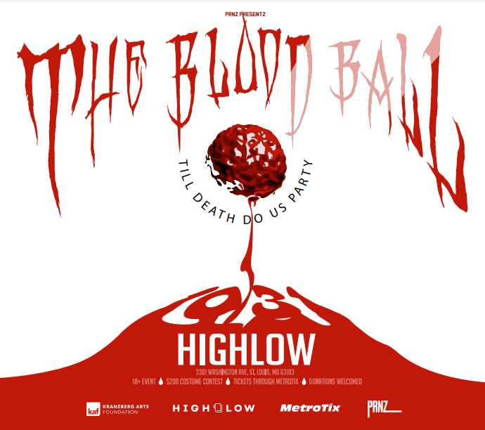More Info for THE BLOOD BALL