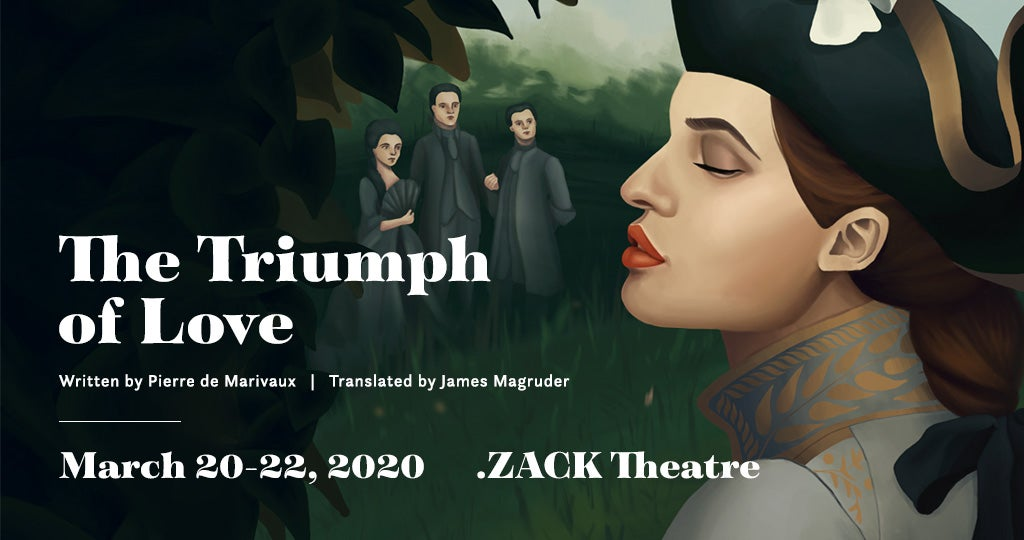 THE TRIUMPH OF LOVE (CANCELLED)